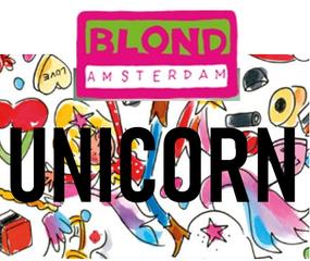 Blond Unicorn