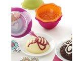 Lekue Mini Cakeset Garden (incl. decopen)_