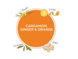 Green Rooibos Cardamon Ginger Orange Infusion