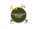 Bergamot Orange Peppermint Lemon Infusion