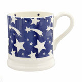 Emma Bridgewater 0,28 liter Mug Blue Shooting Star
