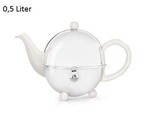 Cosy® Theepot  Wit 0,5L