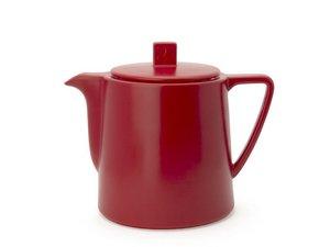 Bredemeijer Lund Teapot 1,0 Liter Rood