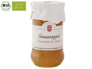 Marienwaerdt Orange Marmelade 360 gram BIO NL-BIO-01