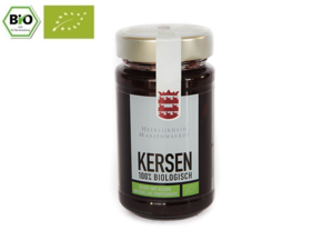 Marienwaerdt Kersen 100% Fruit 260 gram BIO NL-BIO-01
