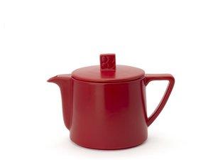 Bredemeijer Lund Teapot 0,5 Liter Rood