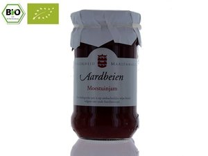 Marienwaerdt Aardbeien Jam 360 gram BIO NL-BIO-01