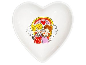 Blond Amsterdam Bowl Heart Girls 16,5 cm