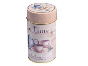 Theeblik 100 gram Tea Company - rund