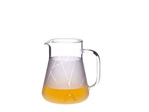 Trendglas glaskan 1,0 liter, satin