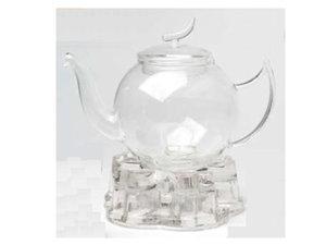 TeaLogic Epsilon Glazen theepot 1,5 liter