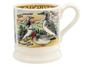 Emma Bridgewater Beker 2,8 dl Divers & Grebes
