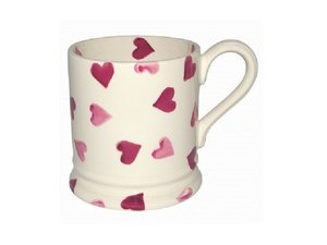 Emma Bridgewater Beker 2,8 dl Pink Hearts
