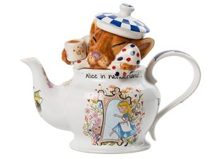 Alice Dormouse Theepot