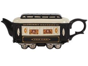 Railway Carriages (Orient Express) Theepot Gelimiteerde oplage
