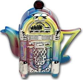 Jukebox Theepot gelimiteerde oplage