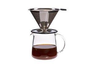 Trendglas Filterkoffie voor Twee