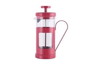LaCafetiere Monaco Cafetiere 8 koppen, rood