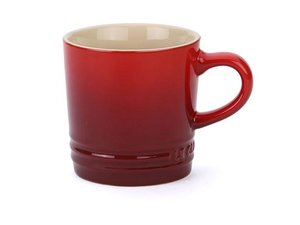 Le Creuset Espresso Beker 70 ml Cherry Red