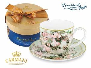 Carmani Kop & Schotel - Van Gogh Vaas met Rosen