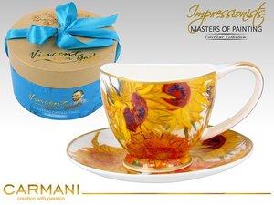 Carmani Kop & Schotel - Van Gogh Zonnebloemen