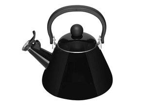 Le Creuset Fluitketel Kone 1,6 Liter, Black