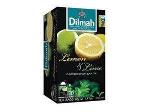 Dilmah Lemon Lime Tea  20 Theezakjes (40 gram)