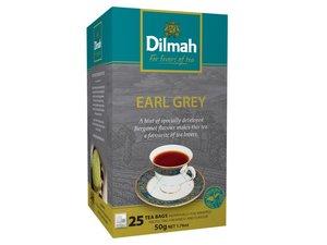 Dilmah Earl Grey Tea 25 Theezakjes (50 gram)
