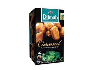 Dilmah Caramel Tea  20 Theezakjes (40 gram)