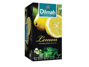 Dilmah Lemon Tea 20 Theezakjes (40 gram)