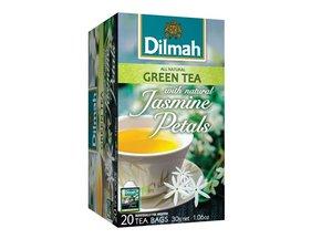 Dilmah Groene Thee Jasmijn 20 Theezakjes (30 gram)