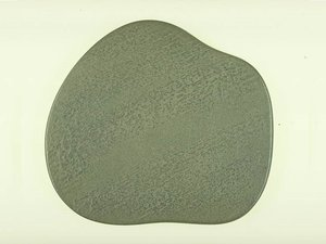 Gietijzeren Onderzetter 13x15 cm Ukigomo Walnut