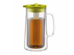 Bodum® Cool Dubbelwandig Waterkan, 1,0 liter Lime