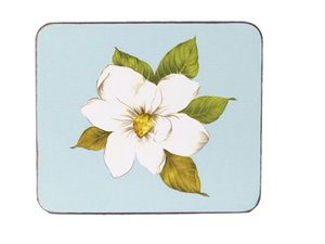 Ashdene Magnolia set van 6 onderzetters