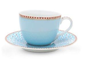 Pip Studio Espressokopje Blauw