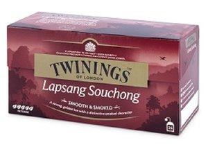 Twinings Lapsang Souchong 25 theezakjes (50 gram)