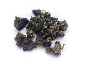 Yeh Tea Oolong Ginseng - Blikje 35 gram NL-BIO-01