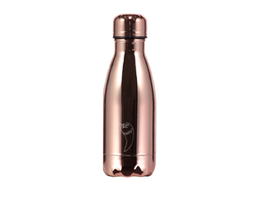 Chilly's Fles 260 ML Rose Gold