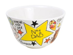 Blond Amsterdam Bowl Dad  14 cm