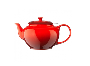 Le Creuset Theepot 1,3 Liter Kersenrood