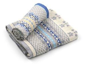 Bunzlau Keuken Handdoek Marrakesh Grey