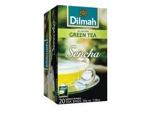 Dilmah Green Tea Sencha 20 Theezakjes (30 gram)