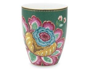 Pip Studio Drinkbeker Jambo Flower Groen
