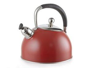 Habonne Fluitketel Rood 2,5 liter