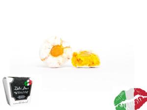 Dolci Baci Arancio - Sinaasappel - per 6