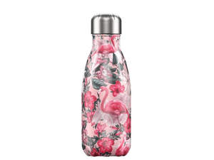 Chilly's Bottle 260ml Flamingo