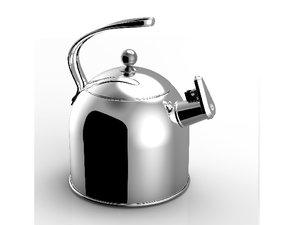 Inoxpran Fluitketel Elegant 2,5 liter