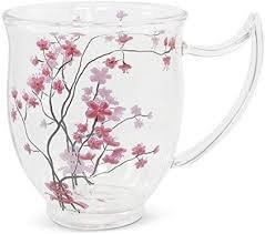 TeaLogic Cherry Blossom glazen bekers