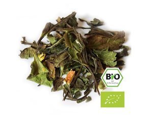 Yeh Tea Double Luck - Blikje 15 gram NL-BIO-01