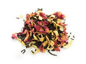 Yeh Tea Lady Grey Rose - Blikje 25 gram NL-BIO-01